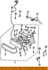 Buick GM OEM 87-90 Electra Headlight Head Light Lamp-Housing Right 16516776
