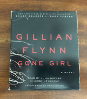 Gone Girl : A Novel by Gillian Flynn (2012, Compact Disc, Unabridged edition)