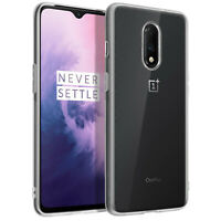 Ultra-clear case, 0,3mm second skin case for Oneplus 7 - Transparent