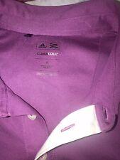 Adidas Climacool Pocket shirt Mauve Xl (E-10)