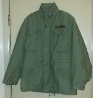 Vietnam Era M-65 Field Jacket - Small Short with Liner