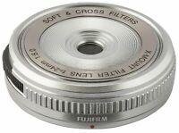 Fujifilm Filtre Objectif XM-FL X Montage Filtre Objectif S ARGENT de Japon F/S