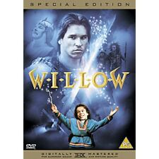Special Edition Willow DVD Movies