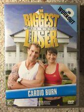 The Biggest Loser Cardio Burn - Like New R4 DVD