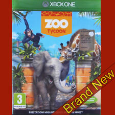 ZOO TYCOON - Microsoft Xbox ONE ~3+ Brand New & Sealed!