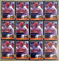 1995 Donruss #10 - Pete Rose - Highlights Cincinnati Reds - 12ct Card Lot