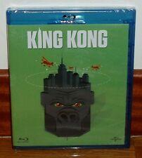 KING KONG-BLU-RAY-NUEVO-NEW-VERSION CINE Y EXTENDIDA-PETER JACKSON-*(SIN ABRIR)*
