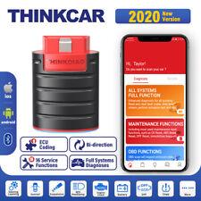 LAUNCH NEW ThinkDiag Car OBD2 Scanner Bluetooth ABS SRS Bidirectional ECU Coding