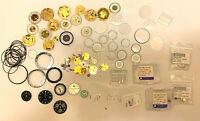 Tag Heuer Watch Dial / Hands / Crystal. Genuine Tag Heuer Watch Parts Original