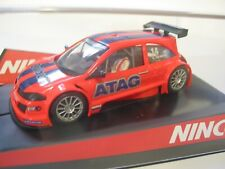 NINCO 50405 MEGANE TROPHY PREOWNED RUN ONCE EXCELLENT  SCALEXTRIC COMPATIBLE