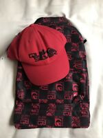 Quiksilver Backpack Rucksack Baseball Cap Gift Set Bag School BNWT RRP £34.99