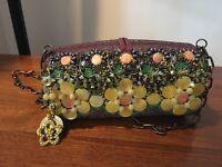 Mary Frances Beaded Bag/purse