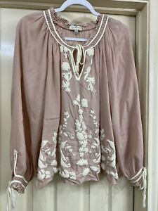 Women's Lucky Brand Top Size Large