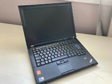 Lenovo ThinkPad T400 - T9400 - 4 Gb RAM - 128 Gb SSD - Win10 *Perfectly Working*