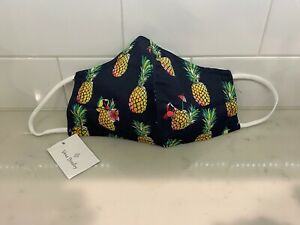 Authentic Vera Bradley TOUCAN PARTY Face Mask - Sold Out - RARE!!!