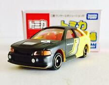 TOMICA ASSEMBLY FACTORY EDITION #19 MITSUBISHI LANCER EVOLUTION VI - YELLOW