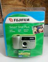 New! Sealed! Fujifilm Smart Shot Plus 35mm Film Camera Vintage