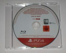 God of War Promo PS4 Promotional Disc Press Rare PAL Official