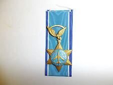 0256 RVN Republic of Vietnam Air Service Medal Khong Vu Boi Tinh IR5D
