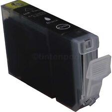 10 Druckerpatronen 6Bk für Canon IP 5000 ohne Chip