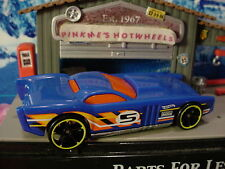 2016 Hot Wheels THE GOV'NER☆Blue/Orange; oh5☆Multi Pack Exclusive☆New LOOSE