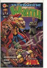 Wrath 1994 series # 9 near mint comic book