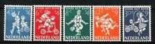 Netherlands 1958 SG#870-4 Child Welfare MNH Set #A39768
