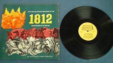 Tchaikovsky 1812 Overture Capriccio Italien Wilhelm Rohr Somerset records