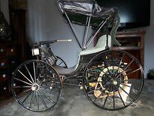 Franklin Mint 1893 Duryea discontinued rare collectable precision model car 1:8