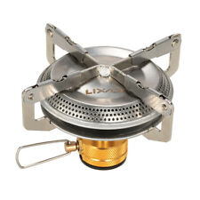 Portable Gas Camping Stove Hiking Picnic Cooking 3500W Ultralight Outdoor Stove