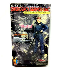"Dragun NYPD Sniper Team observateur Winoa 12"" 1/6th US Police Collector Figure Toy"