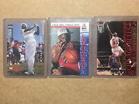 🏀☄️1993-96 Upper Deck Michael Jordan (3) Card Lot - Mint *rare*