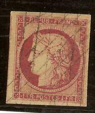 FranciaYvert 6 (º) Tipo Cérès  1 Franco Camín Oscuro II República 1849  NL281