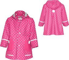 Playshoes Mädchen Regen Mantel Regenmantel pink Neu Gr. 92 98 116