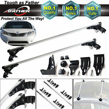 "48"" Car Top Cross Bar Crossbar Cargo Luggage Roof Rack For Toyota Sienna 4Runner"
