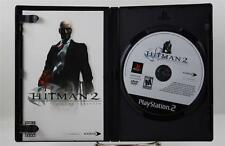 Playstation 2 Hitman 2 Silent Assassin Video Game 2002