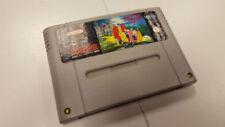 Hunting Nintendo SNES PAL Video Games