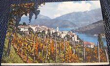 Italy Vico Morcote Lago di Lugano - posted 1972
