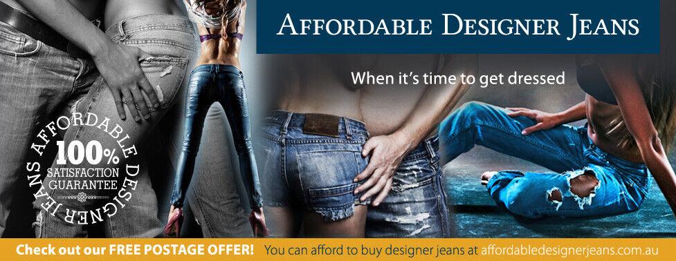 Affordable Designer Jeans