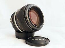 Nikon Nikkor 85 mm f/1.8 Ai lens