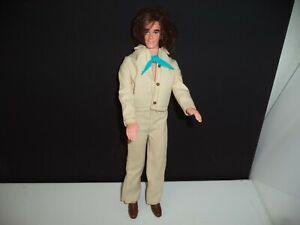 "Barbie "" KEN "" 1976 Now Look Ken Doll + HTF Original Outfit #9342 Pls Read"