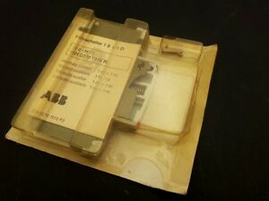 ABB S2-H11 AUXILIARY CONTACT 1 NO + 1 NC