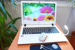 Acer ES15 15 Zoll HD l 8GB RAM l Windows 10 l 1TB HDD l Turbo AMD A9 l USB3 HDMI