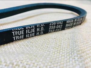 "Simplicity 154273SM OEM Replacement TrueBlue Belt 5/8"" x 42"""