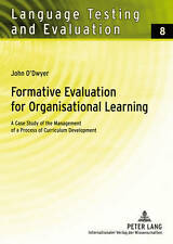 Formative Evaluation for Organisational Learning: A Case Study of the Management
