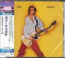 BOB WELCH-IMAGINARY FOOL-JAPAN CD Ltd/Ed B63