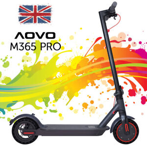AOVO PRO M365 ELECTRIC SCOOTER 10Ah BATTERY - XIAOMI PRO 2 STYLE 31KM/H GENUINE
