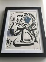 AUDREY SKALING LISTED ARTIST ABSTRACT CUBIST IMPORTANT FEMALE ARTIST