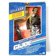 """Vintage GI Joe Stalker Hall Of Fame 12"""" Figure Hasbro 1991 - Brand New Sealed"""