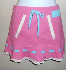 Original Bobby Jack Girls Ruffle Hemline Skirt Pink L NWT